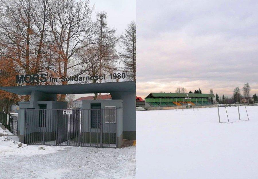 Burmistrzowi Libiąża marzy się boisko ze sztuczną nawierzchnią i miejsca parkingowe (WIDEO)