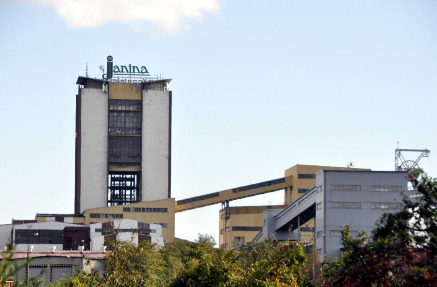 W piątek były cztery wstrząsy z kopalni Janina w Libiążu