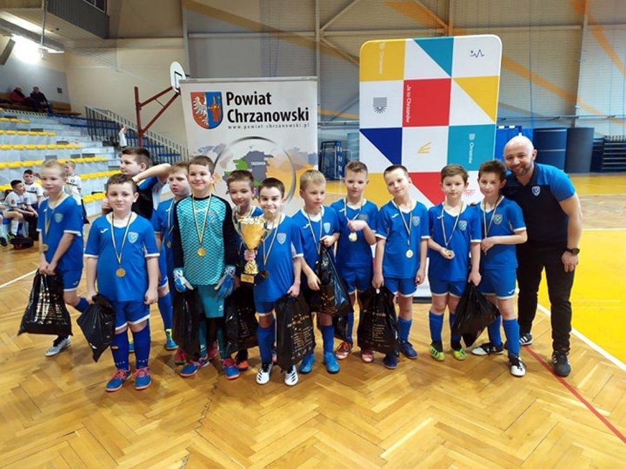 Niepokonany zespół z Libiąża wygrał Lokomotywa Cup