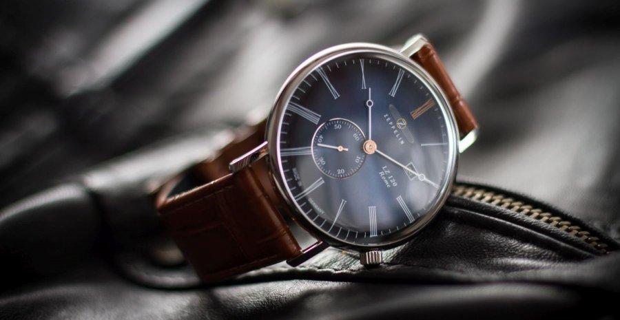Zeppelin - lotnicze zegarki dla pasjonatów