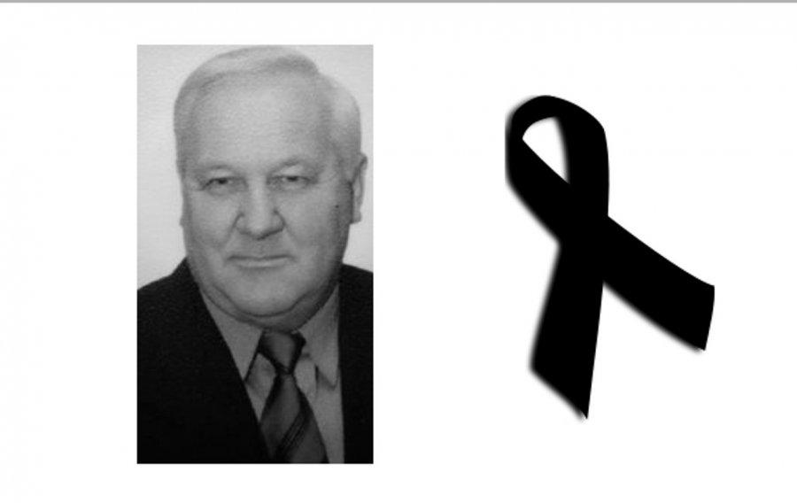 Zmarł wieloletni działacz piłkarski