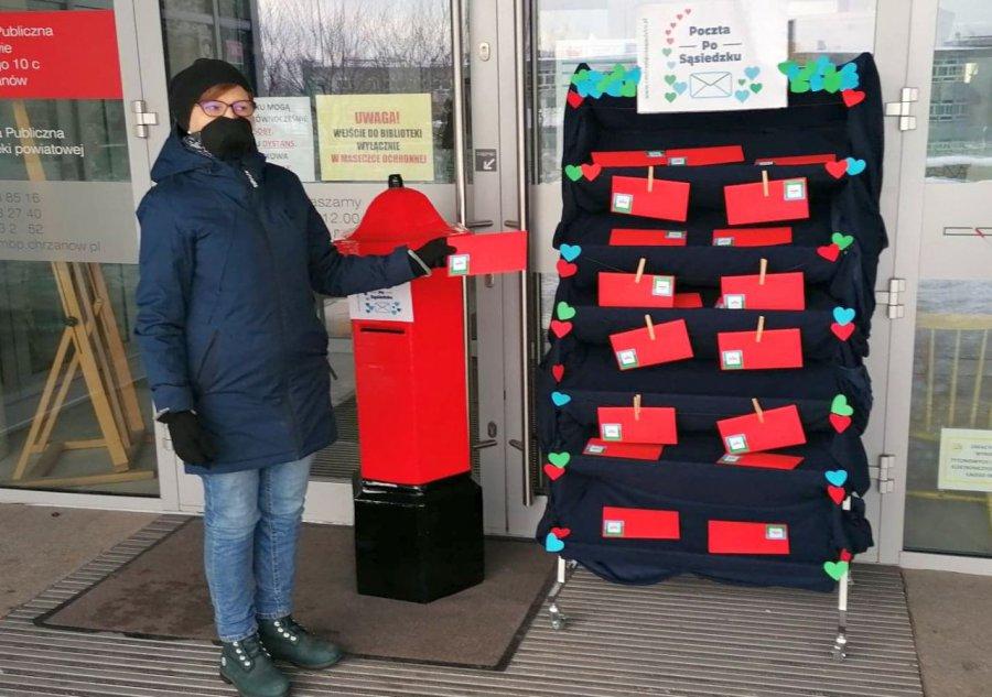 W Walentynki w Chrzanowie działa niezwykła poczta