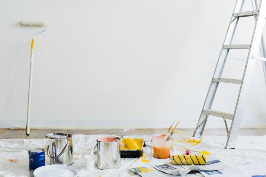 Malowanie mieszkań Warszawa - tylko z Adrem!