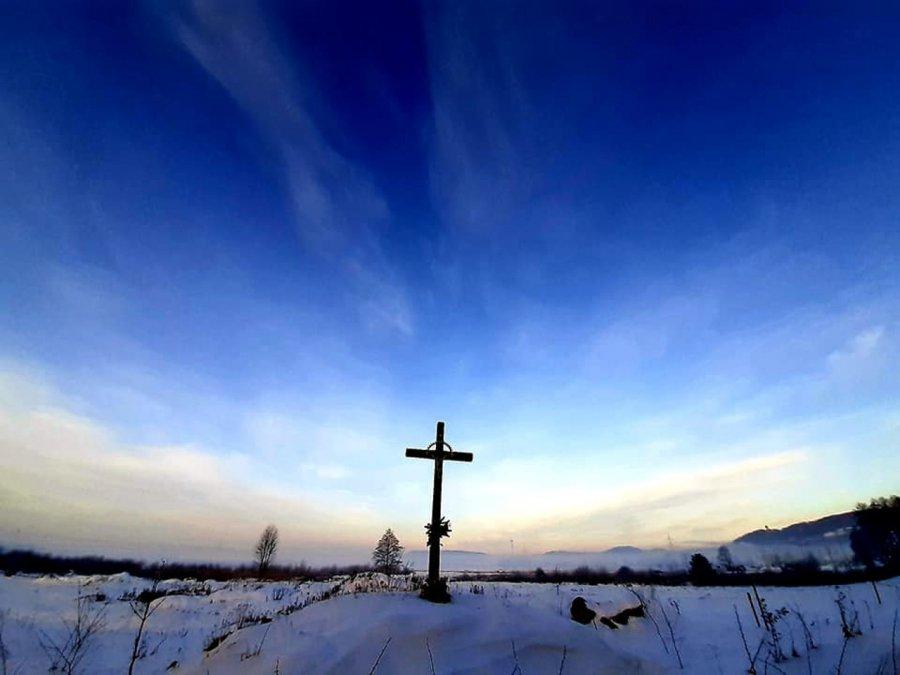 Kto i po co postawił ten krzyż w Babicach?