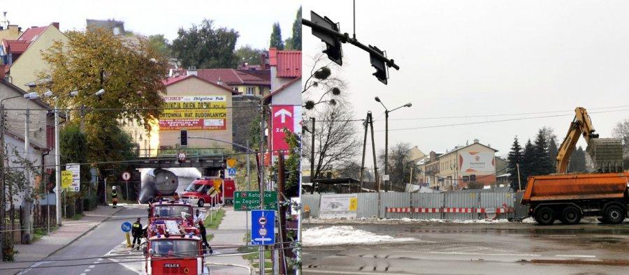 O tym wiadukcie w Chrzanowie było głośno w całej Polsce