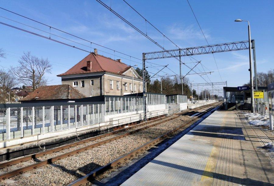 Przystanek kolejowy w Dulowej. Zobaczcie, jak teraz wygląda (WIDEO, ZDJĘCIA)