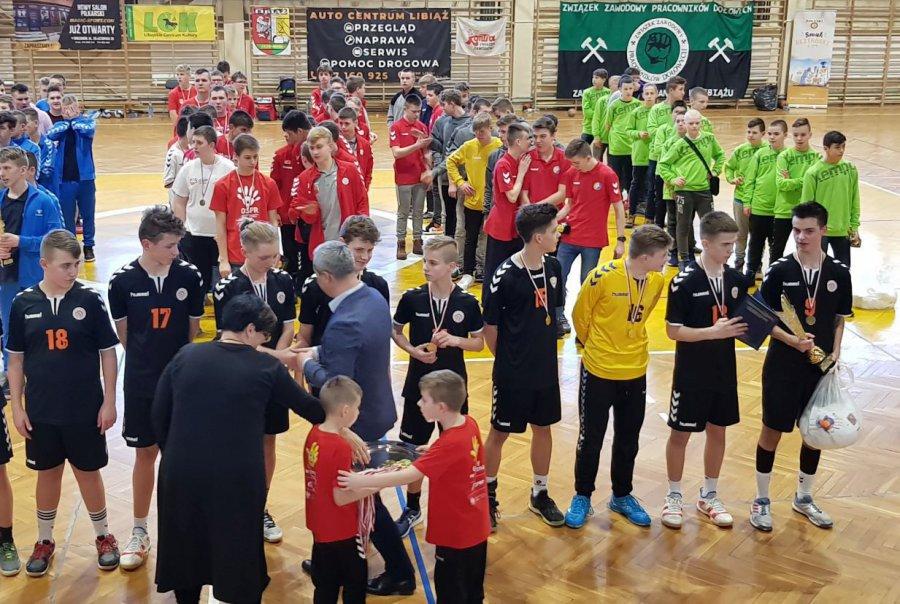W weekend do Libiąża przyjadą piłkarze ręczni z całej Polski