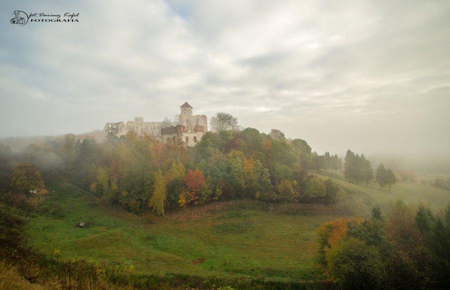 Zamek Tenczyn ma ostatnio dobre rozdanie. Szykuje się kolejny etap prac