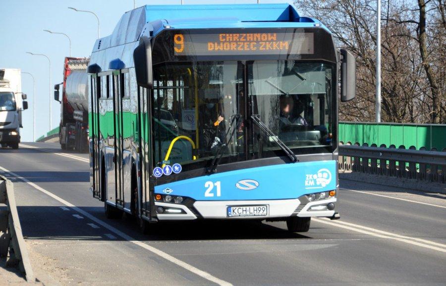 Uwaga pasażerowie. Zmiany w rozkładzie jazdy autobusów linii 9