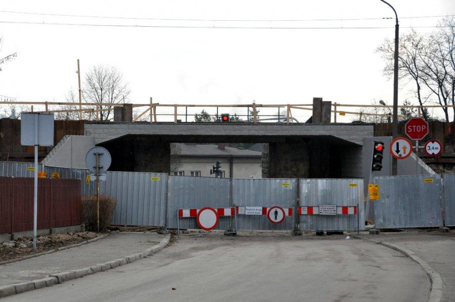 Inwestycje kolejowe w Chrzanowie. Zobaczcie postęp prac (WIDEO, ZDJĘCIA)