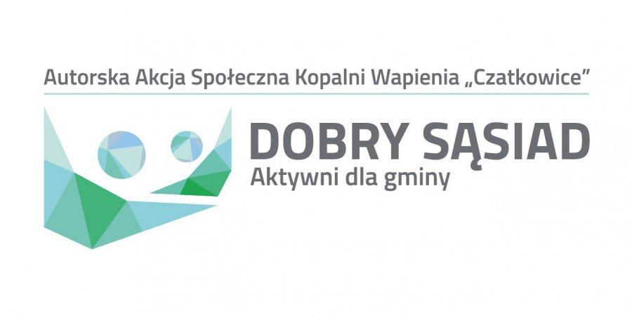 """IV edycja Projektu Granowego """"DOBRY SĄSIAD"""" organizowanego przez Kopalnię Wapienia """"Czatkowice"""""""