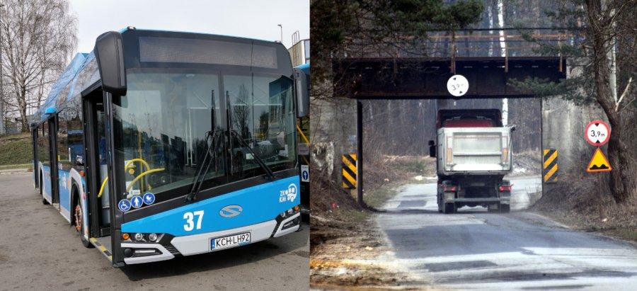 Zamykają wiadukt kolejowy. Autobusy pojadą zmienioną trasą