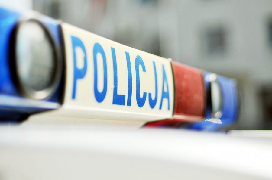 Policyjny pościg ulicami Trzebini