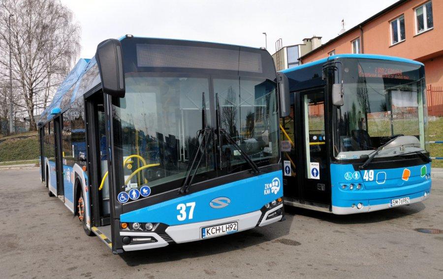 ZKKM Chrzanów wprowadza zmianę zasad korzystania z biletów na autobus
