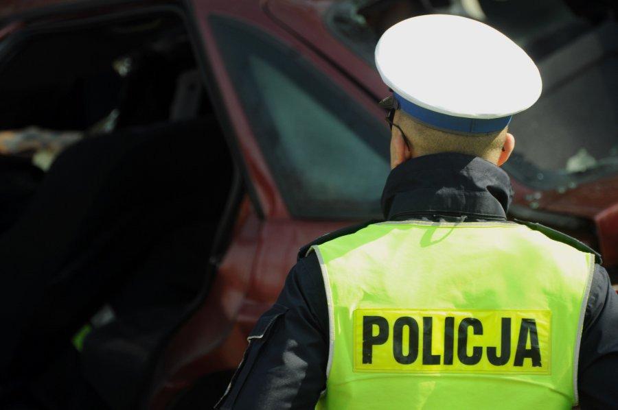 Pijany złodziej uciekał przed policją
