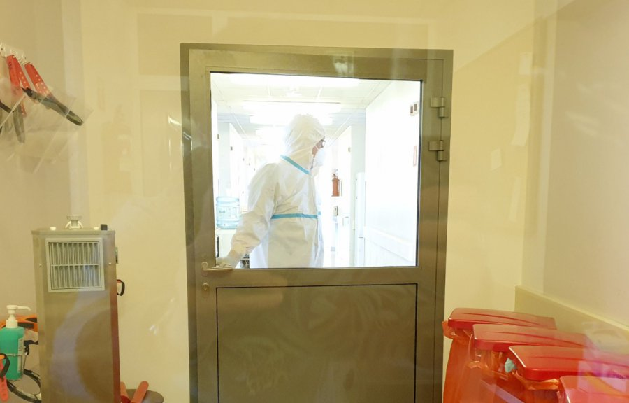 Koronawirus. Sporo pacjentów jest pod tlenem. Ile mamy respiratorów?