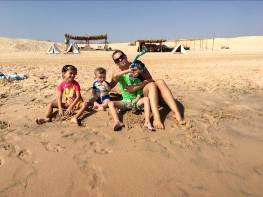 Moje życie jest w Egipcie – mówi chrzanowianka. Mieszka tam od 13 lat