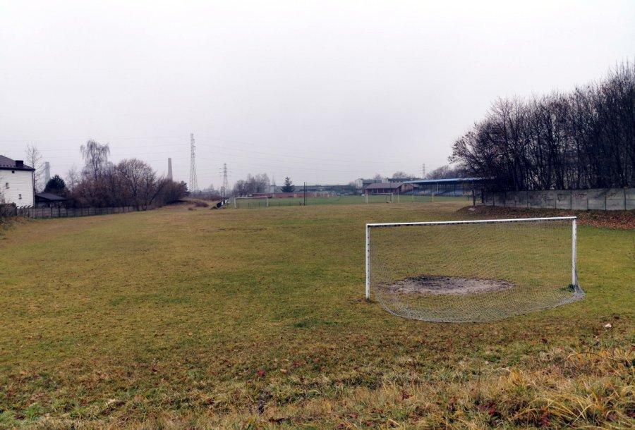 Na planowanym boisku piłkarskim w Trzebini powstanie zaplecze dla lekkoatletów?