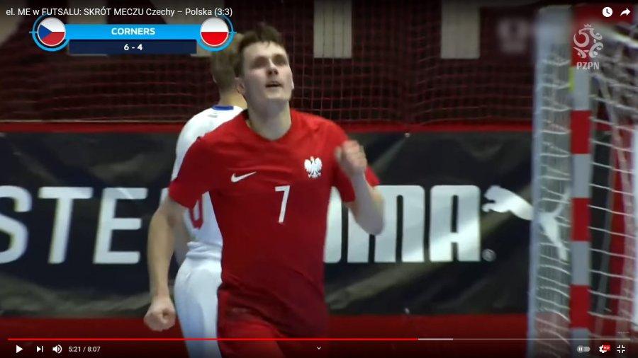 Polska zremisowała z Czechami. Gol gracza z powiatu chrzanowskiego