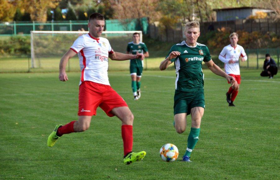 MKS Trzebinia miałby zacząć piłkarską wiosnę od Pucharu Polski