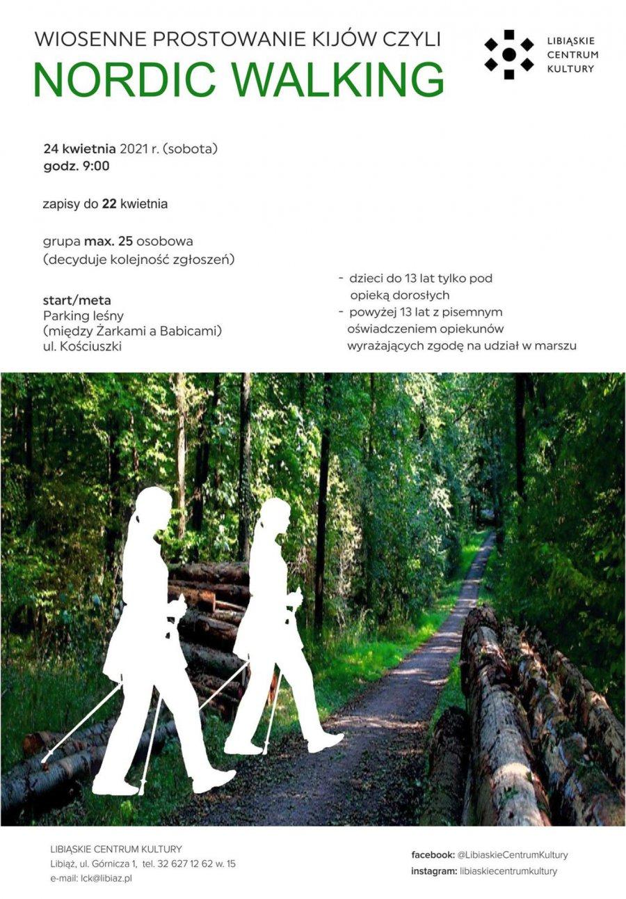 Las, rekreacja i miłe towarzystwo. Szykuje się wiosenne prostowanie kijów