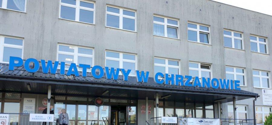 Koronawirus. Następny oddział w szpitalu zamknięty