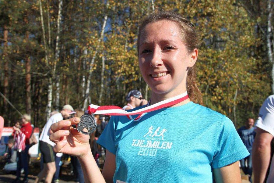 Biegaczka z Chrzanowa ósmą kobietą w Mistrzostwach Polski w Maratonie