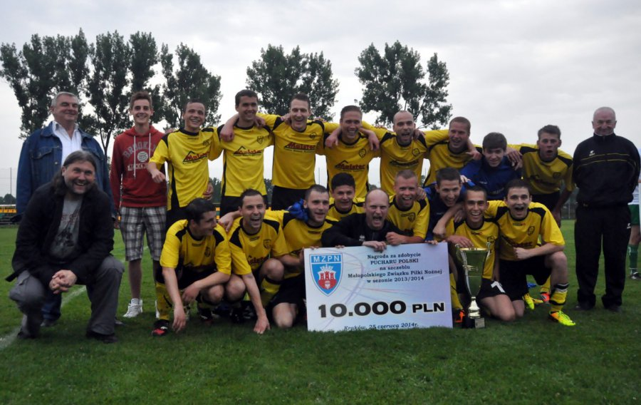 Czas na Puchar Polski. Czy Trzebinia powtórzy historyczny sukces?