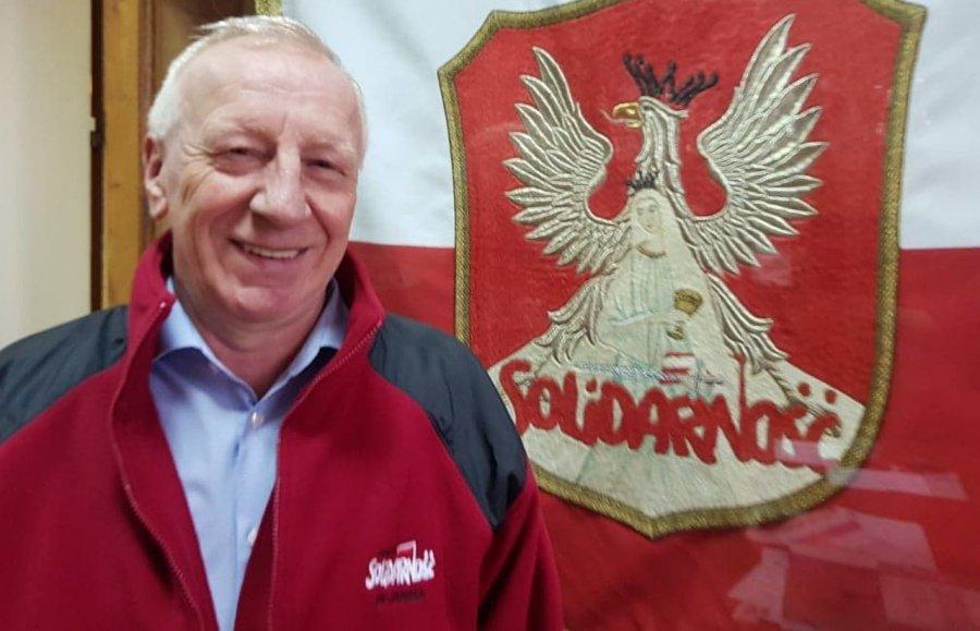 """Przewodniczący """"Solidarności"""" w ZG Janina: Nie wyobrażam sobie Libiąża bez kopalni"""