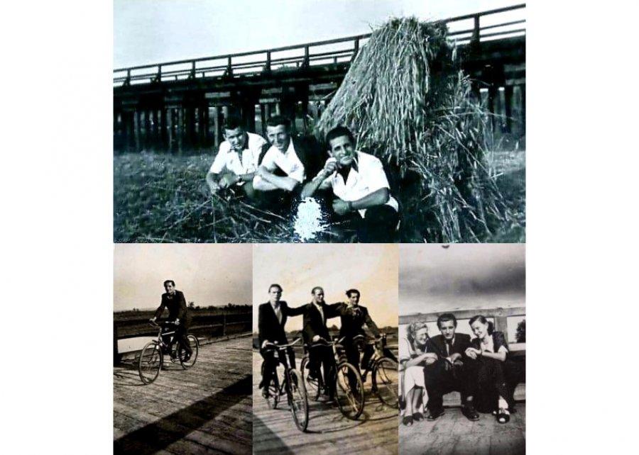 Na most czekali kilkaset lat. Zobacz archiwalne zdjęcia
