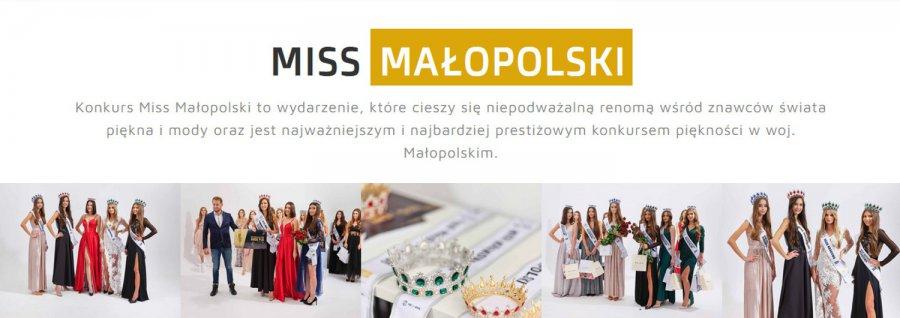 Poznajcie kandydatki do tytułu Miss Małopolski (ZDJĘCIA)