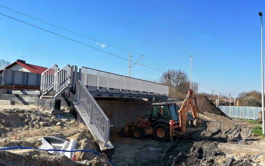 Przejazd pod wiaduktem kolejowym w Chrzanowie zostanie otwarty