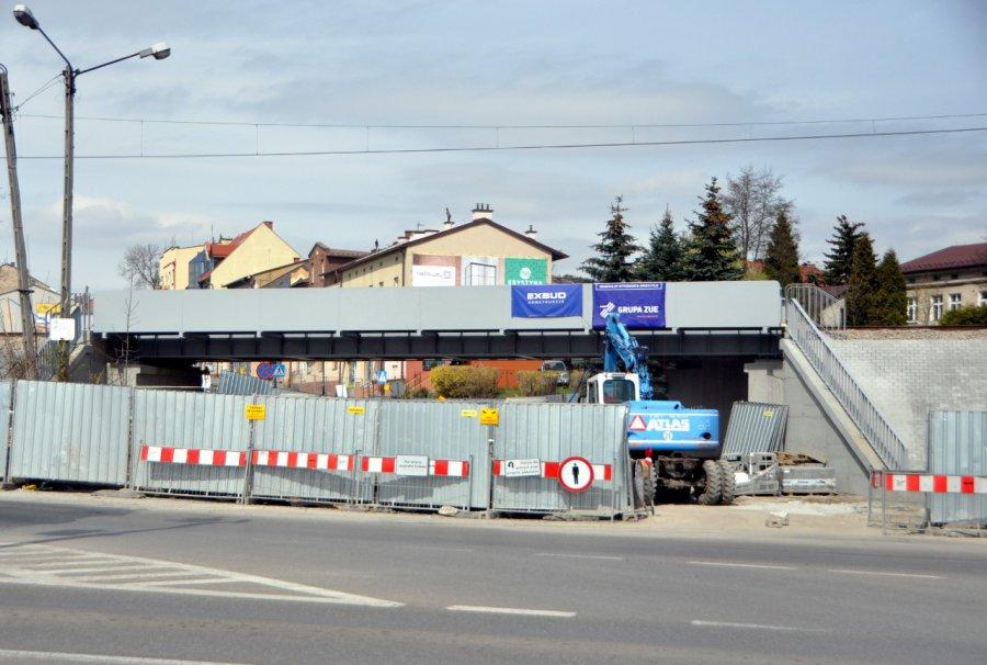 Tak obecnie wygląda wiadukt nad ul. Krakowską w Chrzanowie (WIDEO, ZDJĘCIA)