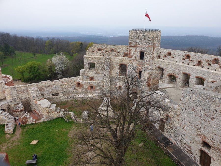 Zamek Tenczyn znów otwarty dla turystów (WIDEO, ZDJĘCIA)