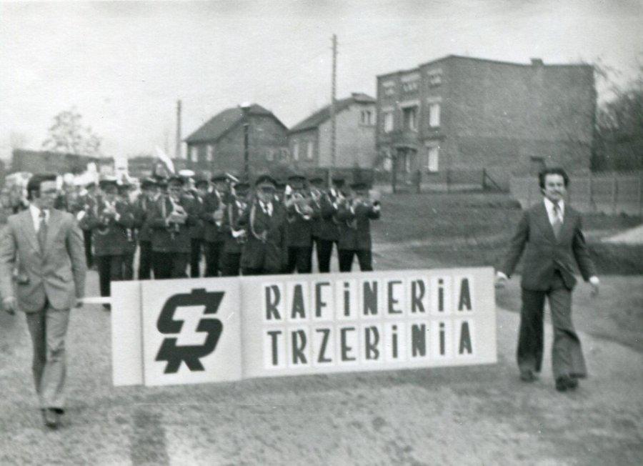 Gdzie się zaczynały, a gdzie kończyły pierwszomajowe pochody w Trzebini