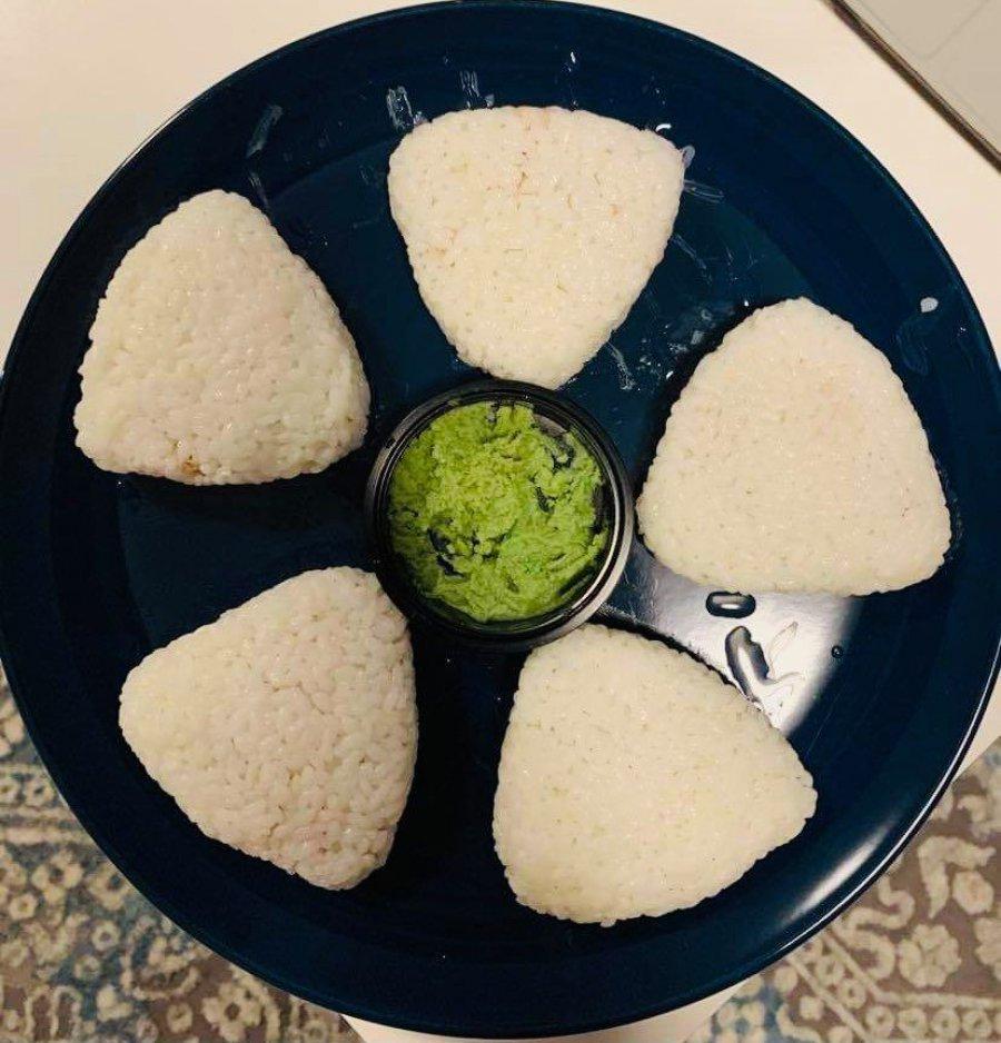 Onigiri, czyli japońska przekąska ryżowa. Wypróbujcie przepis