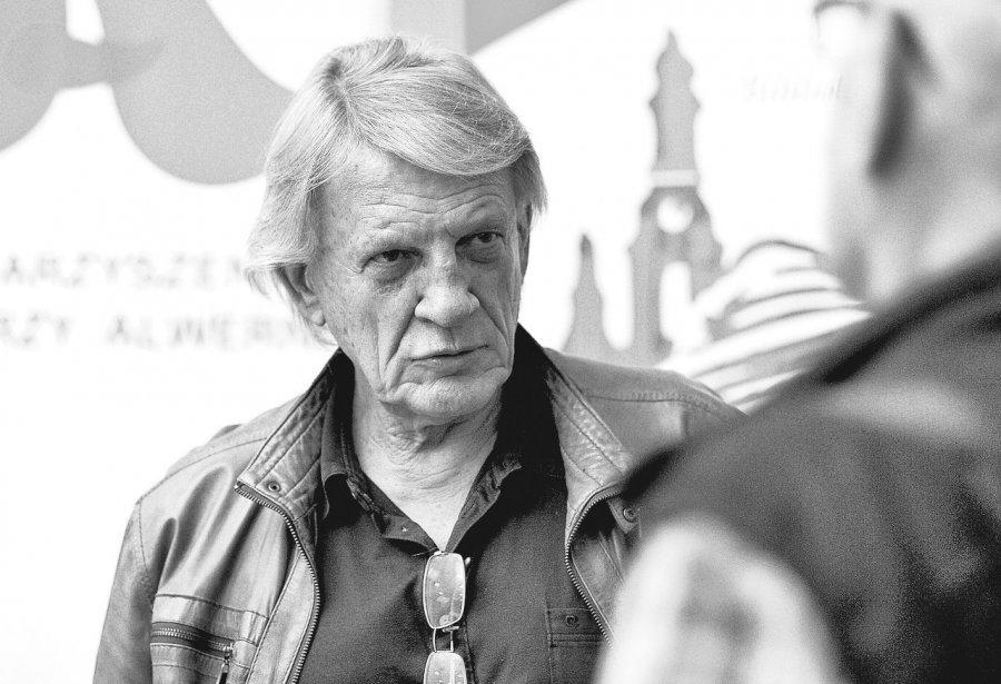 Nie żyje Bronisław Cieślak. Aktor kilkakrotnie odwiedził ziemię chrzanowską