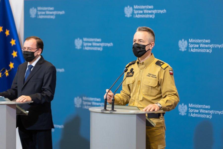 Ratownicy zamiast strażaków ochotników i 200 zł do emerytury
