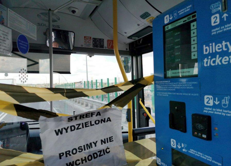 Kierowcy znowu będą sprzedawać bilety na autobus