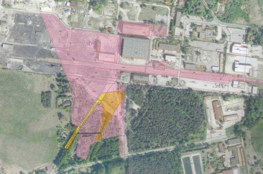 Włoska spółka zainteresowana działkami w Trzebini