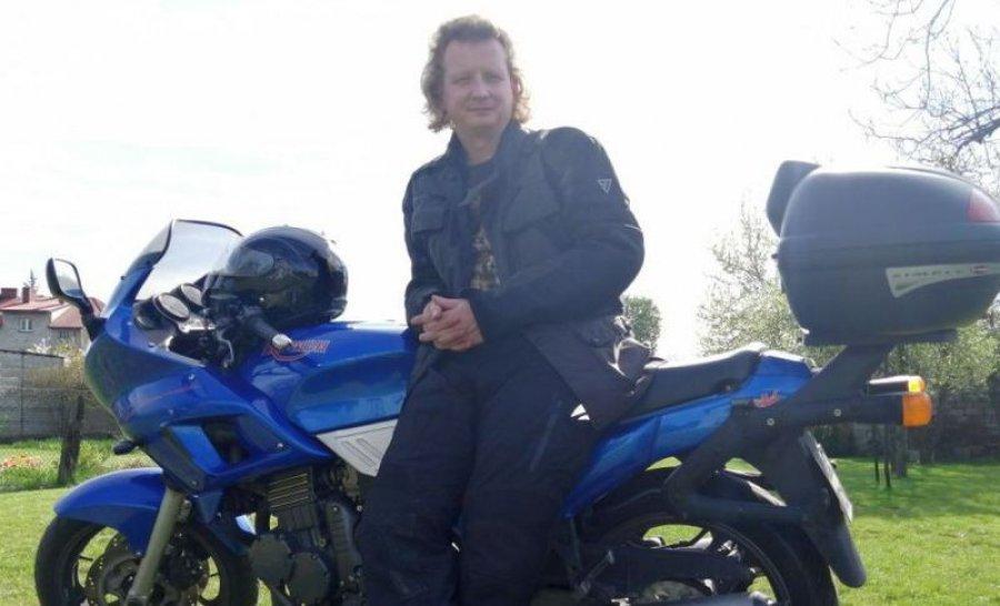 37-letni muzyk wybiera się w podróż motocyklem dookoła Polski