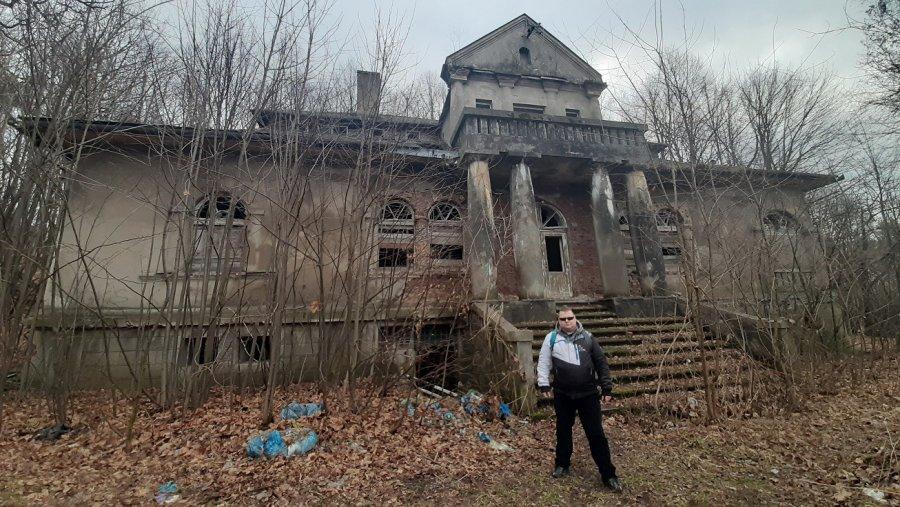 Zobaczcie jak dzisiaj wygląda dawny szpital zakaźny w Trzebini (ZDJĘCIA, WIDEO)