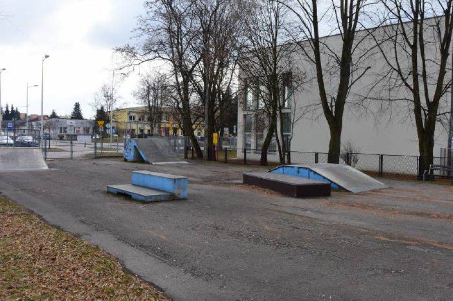 Petycja o remont skateparku trafi do władz Krzeszowic