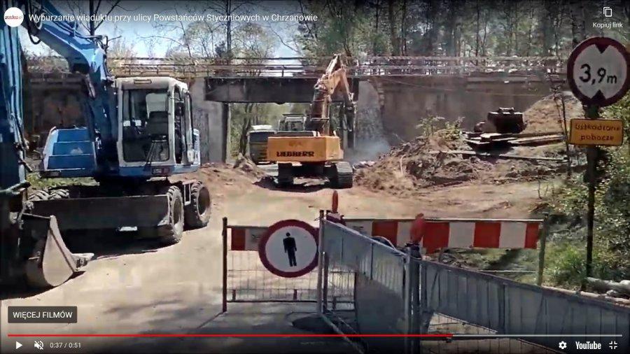 Kierowcy ponownie przejadą ul. Powstańców Styczniowych w Chrzanowie