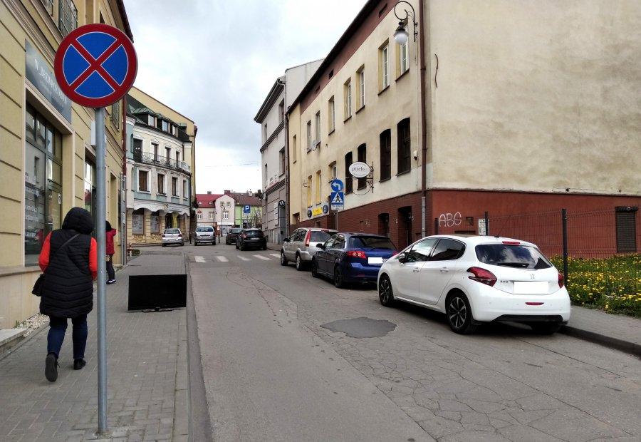 Kiedy możecie dostać mandat za parkowanie na jednokierunkowej w Chrzanowie?