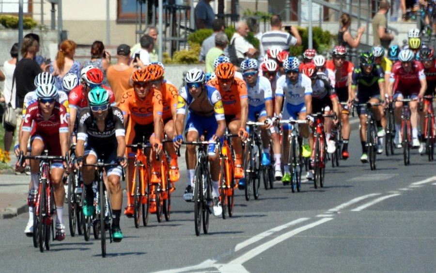 Tour de Pologne. Kolarze ponownie pojadą przez powiat chrzanowski
