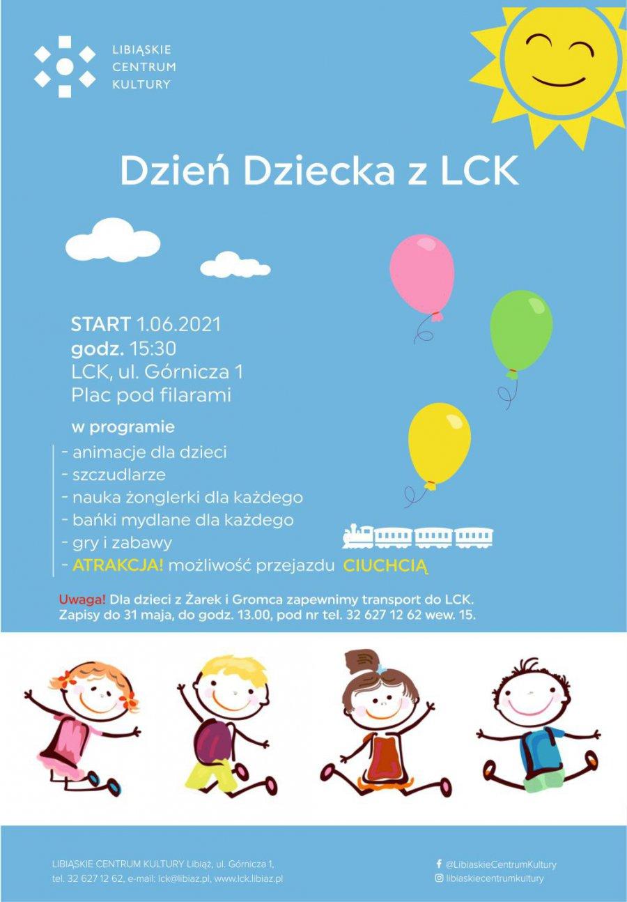 W Dzień Dziecka w Libiążu wiele będzie się działo