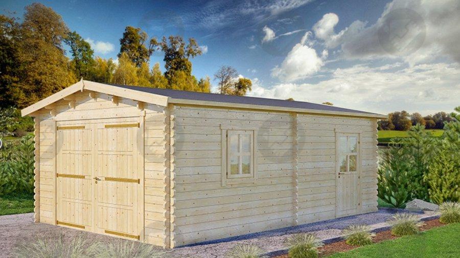 Drewniane garaże pod lupą. Budować, czy nie?