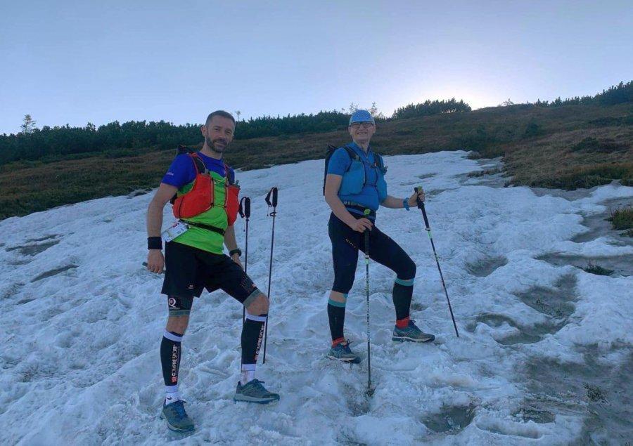 """Przebiegli 100 kilometrów po górach. """"To była mordercza trasa"""""""
