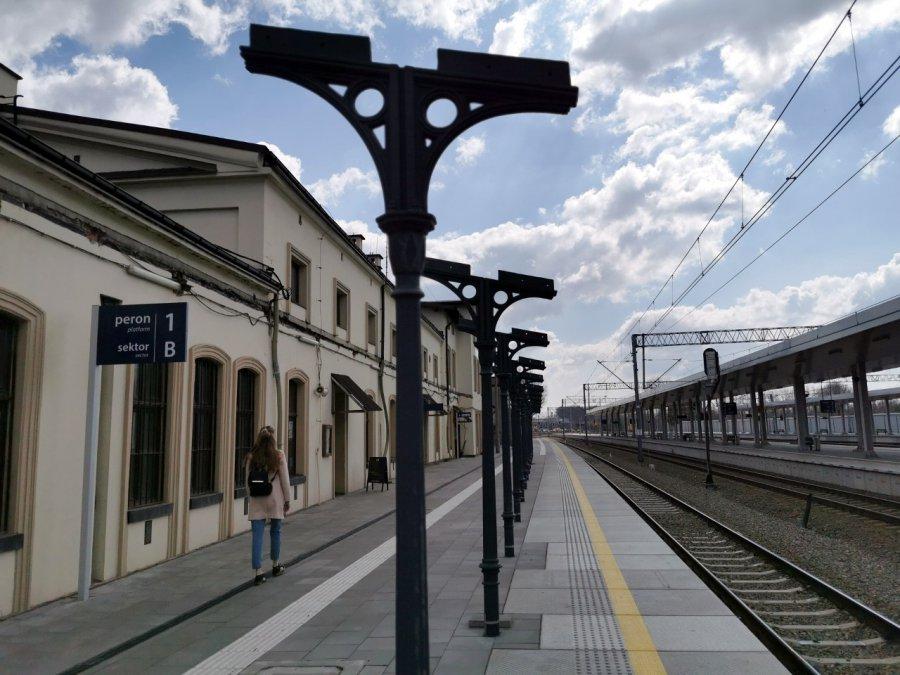 Do kiedy mają potrwać prace na stacji PKP w Trzebini